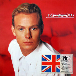 Jason Donovan - Ten Good Reasons (LP, Album)