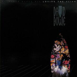 """David Bowie - Loving The Alien (12"""", Gat)"""