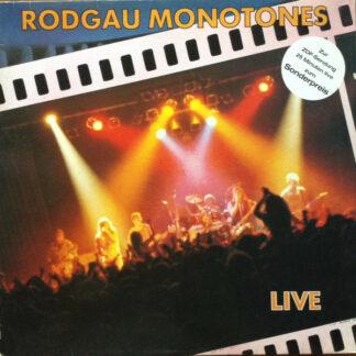 """Rodgau Monotones - Live (12"""", MiniAlbum)"""