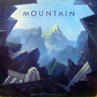 Mountain - Go For Your Life (LP, Album)