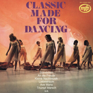 Mr. Tat's Dancing-Band - Classic Made For Dancing (LP, Album, RE)