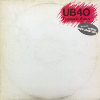 "UB40 - Present Arms (LP, Album + 7"")"