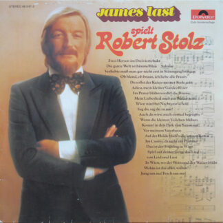 James Last - James Last Spielt Robert Stolz (LP, Album, Club, P/Mixed)