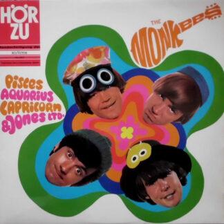 The Monkees - Pisces, Aquarius, Capricorn & Jones Ltd. (LP, Album)