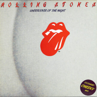 """Rolling Stones* - Undercover Of The Night (Extended Cheeky Mix) (12"""")"""
