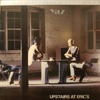 Yaz* - Upstairs At Eric's (LP, Album, Ltd, Num, RM)