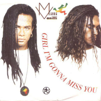 "Milli Vanilli - Girl I'm Gonna Miss You (7"", Single)"
