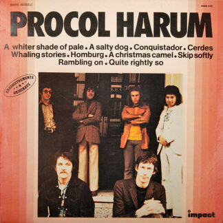Procol Harum - Procol Harum (LP, Comp, RE)
