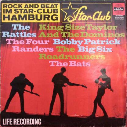 Various - Rock And Beat Im Star-Club Hamburg (LP, Mono, S/Edition)