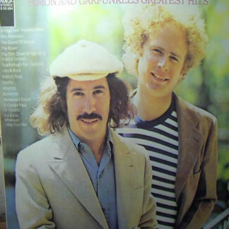 Simon & Garfunkel - Simon And Garfunkel's Greatest Hits (LP, Comp, Dar)