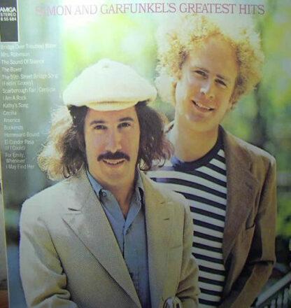 Simon & Garfunkel - Simon And Garfunkel's Greatest Hits (LP, Comp, Dar)