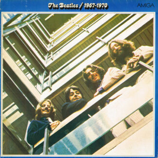 The Beatles - 1967-1970 (LP, Comp, Red)