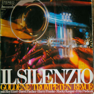 Various - Il Silenzio - Goldene Trompeten Revue (LP)