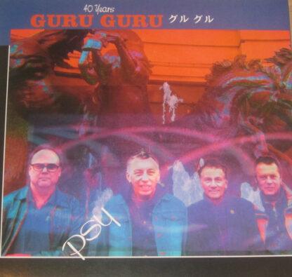 Guru Guru - Psy (LP, Ltd)