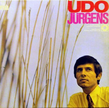 Udo Jürgens - Udo Jürgens (LP, Album, Comp, Club)