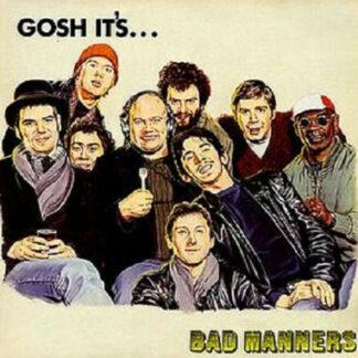 Bad Manners - Gosh It's... (LP, Album, Red)