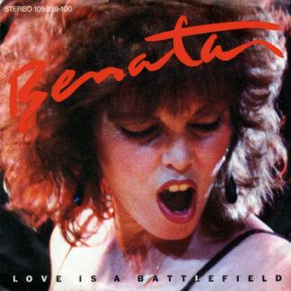"""Benatar* - Love Is A Battlefield (7"""", Single)"""