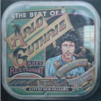 Arlo Guthrie - The Best Of Arlo Guthrie (LP, Comp, Bur)