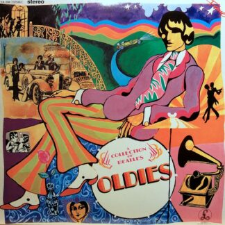 The Beatles - A Collection Of Beatles Oldies (LP, Comp, RE, Bla)