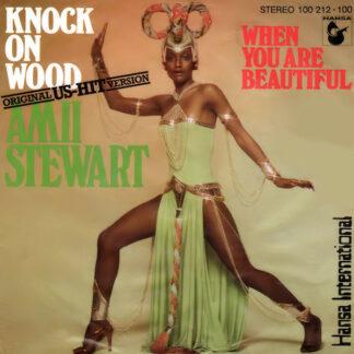 """Amii Stewart - Knock On Wood (7"""", Single, Sec)"""