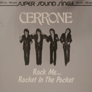"Cerrone - Rock Me (12"", Single)"