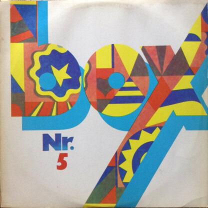 Various - Box Nr. 5 (LP, Comp)
