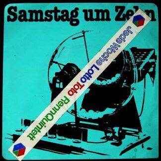 """Seven (59) / Orch. Peter Harling* - Samstag Um Zehn (7"""", Single)"""