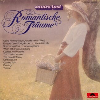 James Last - Romantische Träume (LP, Album)