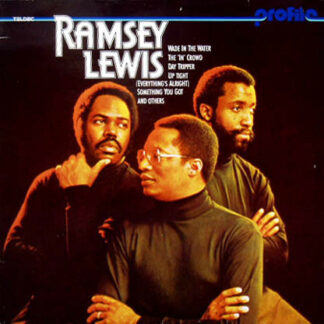 Ramsey Lewis - Ramsey Lewis (LP, Album, RE)