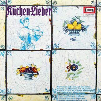 Various - Küchen-Lieder (LP, RP)