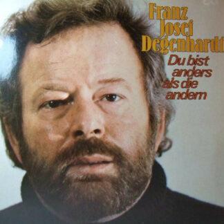 Franz Josef Degenhardt - Du Bist  Anders Als Die Andern (LP, Album)