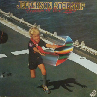 Jefferson Starship - Freedom At Point Zero (LP, Album, Gat)