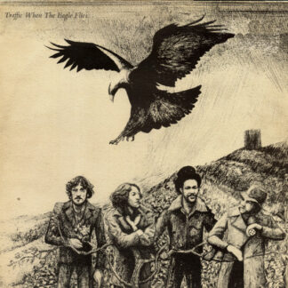 Traffic - When The Eagle Flies (LP, Album)