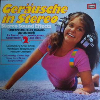 No Artist - Geräusche In Stereo 2  (LP)