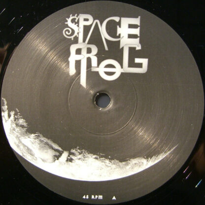 "Space Frog - Space Party (12"")"
