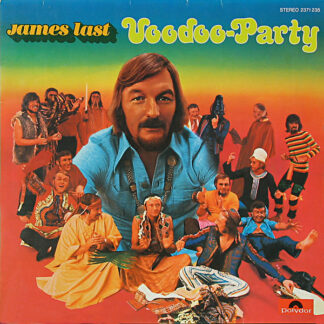 James Last - Voodoo-Party (LP, Album, M/Print)
