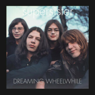 "Supersister (2) - Dreaming Wheelwhile (2x10"", Comp, Ltd, Num, Blu)"