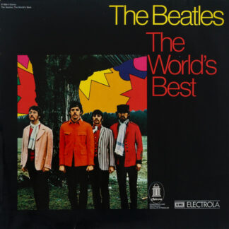 The Beatles - The World's Best (LP, Comp, RE)