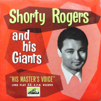 "Shorty Rogers And His Giants - Shorty Rogers And His Giants (10"", Album)"