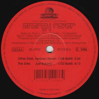 """Energy Raver - Heaven Seven (12"""")"""