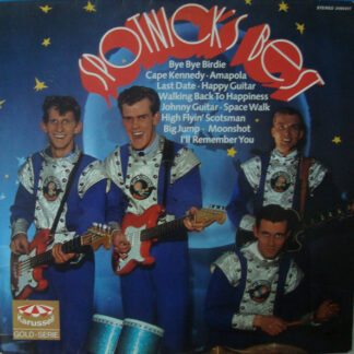 The Spotnicks - Spotnick's Best (LP, Comp, RE)