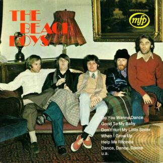 The Beach Boys - The Beach Boys (LP, Album, RE)