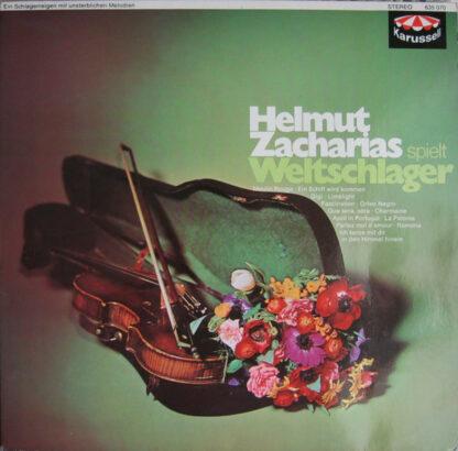 Helmut Zacharias - Helmut Zacharias Spielt Weltschlager (LP)