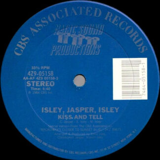 "Isley, Jasper, Isley* - Kiss And Tell (12"")"