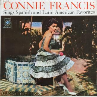 Connie Francis - Sings Spanish & Latin American Favorites (LP, Album, Mono, MGM)