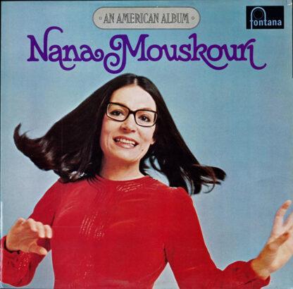 Nana Mouskouri - An American Album (LP, Album)