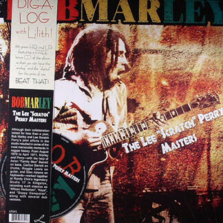 "Bob Marley - Lee ""Scratch"" Perry Masters (LP, Comp + CD)"