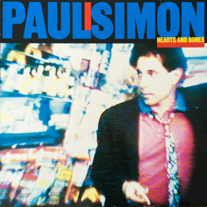 Paul Simon - Hearts And Bones (LP, Album)