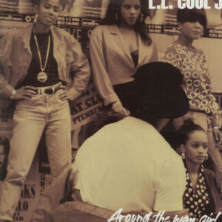 "L.L. Cool J* - Around The Way Girl (12"")"