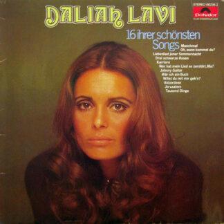 Daliah Lavi - 16 Ihrer Schönsten Songs (LP, Comp, Club)